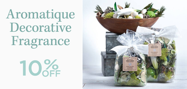 Aromatique Decorative Fragrance - 10 Percent OFF