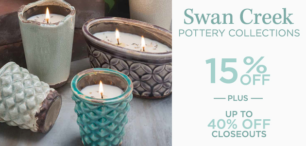 Swan Creek - Pottery Collections - 15 Percent OFF - Plus Up To 40 Percent OFF Closeouts