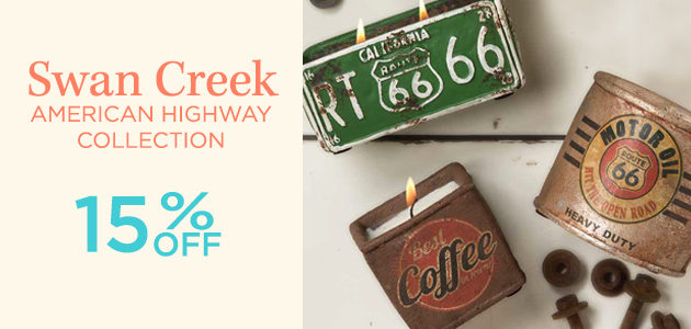 Swan Creek - American Highway Collection - 15 Percent OFF