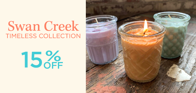 Swan Creek - Timeless Collection - 15 Percent OFF