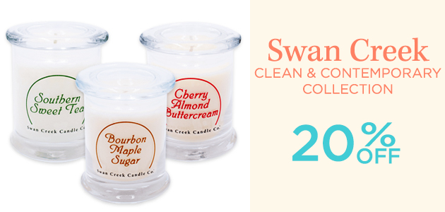 Swan Creek - Clean and Contemporary Collection - 20 Percent OFF
