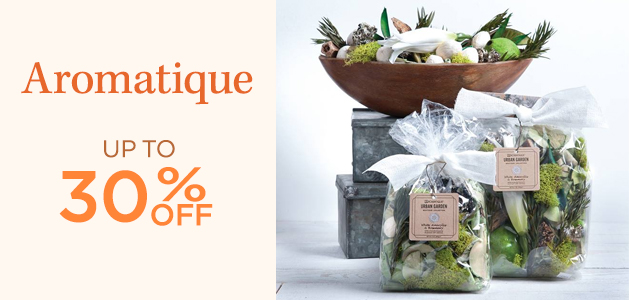 Aromatique - Up To 30 Percent OFF