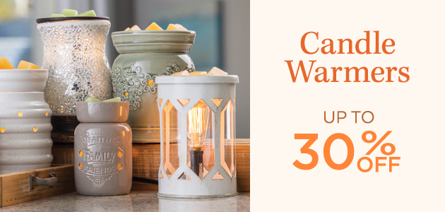 Candle Warmers - Up To 30 Percent OFF