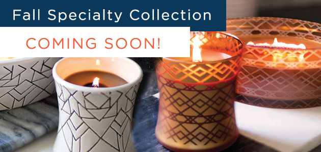 WoodWick Fall Specialty Collection - COMING SOON