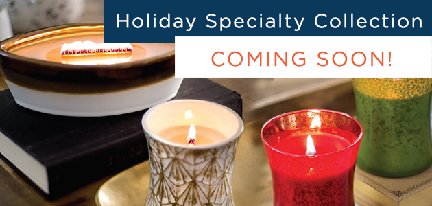 WoodWick Holiday Specialty Collection - COMING SOON