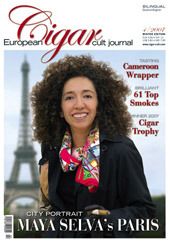 Featured in European Cigar Cult- Winter Edition, 2007