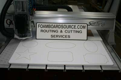 Routing and Cutting Services