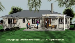 SG-1199 Aging in Place House Plan