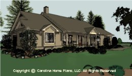 SG-1681 Age-in-Place House Plan
