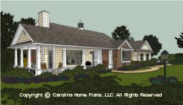 SG-1132 Age-in-Place House Plan
