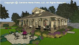 SG-979 Downsizing Small House Plan