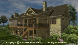 MS-2379 House Plan with Basement