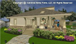 SG-979 House plan with Basement