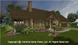 SG-981 House plan with Basement