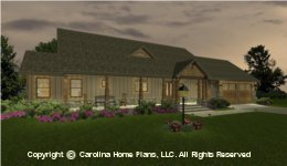 SG-1799 Best Selling Small Houseplan
