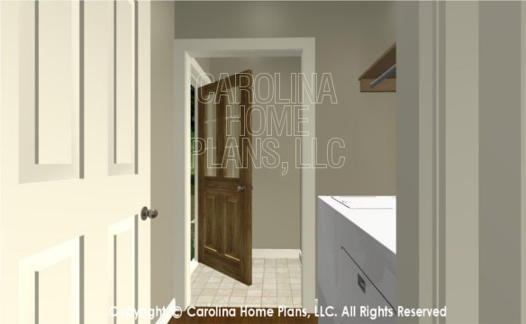 BS-1477-2715 3D Laundry to side entry