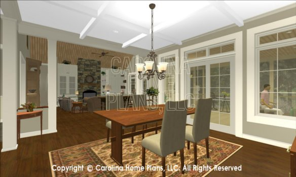 BS-1477-2715 3D Dining to Great Room