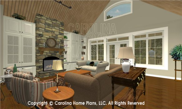 BS-1477-2715 3D Great Room To Porch