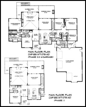 BS-1477-2715 Main Floor Plan