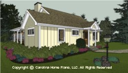 SG-980  Smart Cost Saving House Plan