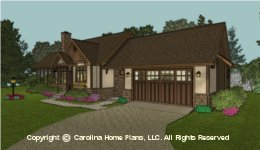 SG-981  Economical House Plan