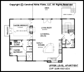 GAR-1430 Floor Plan