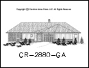 CR-2880 House Plan At A Glance