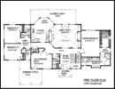 LG-2621 Floor Plan At A Glance