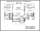 lg-2810 Floor Plan At A Glance