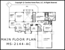 MS-2144 Floor Plan At A Glance