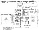 MS-2283-AC Floor Plan At A Glance
