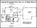 SM-1568 Floor Plan At A Glance