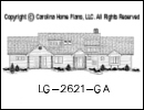 LG-2621 House Plan At A Glance