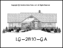 LG-2810 House Plan At A Glance