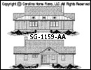 SG-1159 House Plan At A Glance