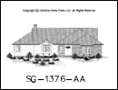SG-1376 House Plan At A Glance