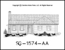 SG-1574 House Plan At A Glance