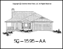 SG-1595 House Plan At A Glance