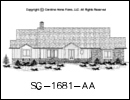 SG-1681 House Plan At A Glance
