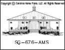 SG-676 House Plan At A Glance