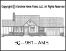 SG-981 House Plan At A Glance