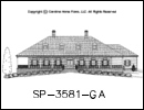SP-3581 House Plan At A Glance