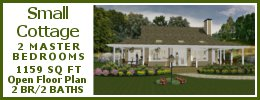 SG-1159 Small Cottage House Plan