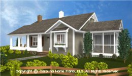 SG-1016 Small Lot House Plan