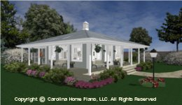 SG-676 Small Lot House Plan