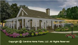 SG-947 Small Lot House Plan