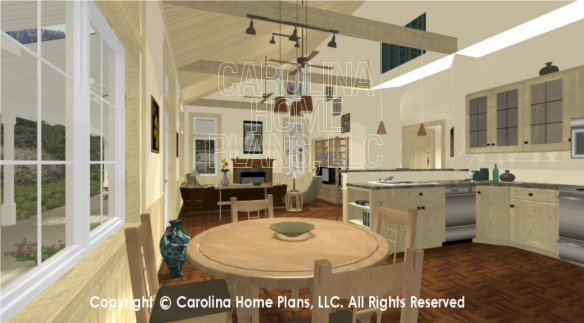 SG-1280 3D Dining To Great Room