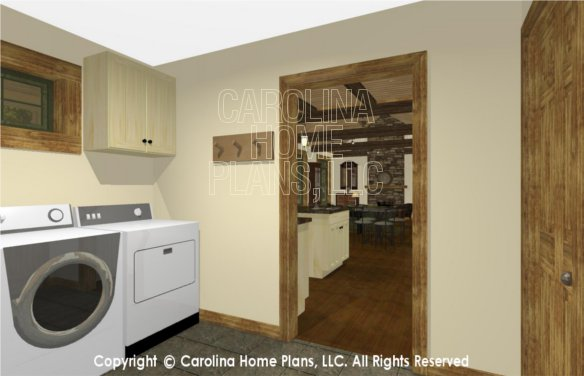 SG-1332 3D Laundry to Kitchen