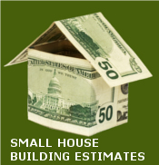 Small House Plan Building Estimates
