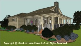 BS-1275-1595 House Plan  Sq Ft